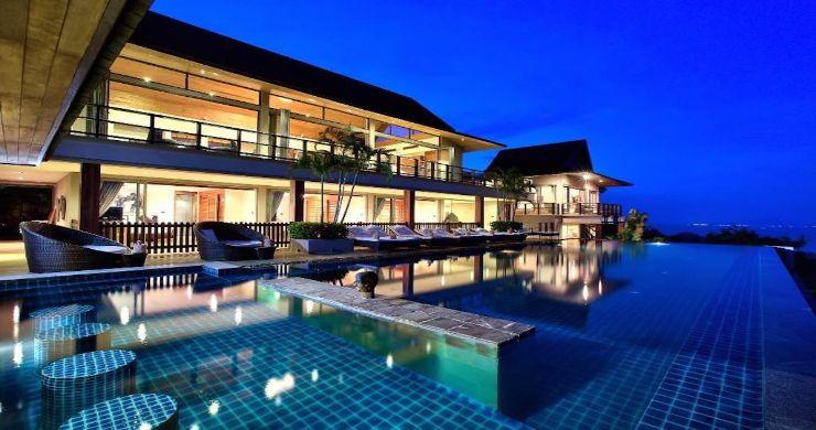 Lavish 5 Bedroom Tropical Sea View Villa in Bophut-15