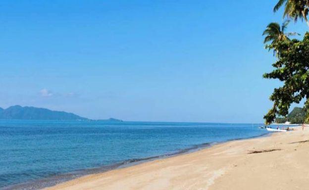 Pristine 2 Rai Beachfront Land for Sale in Bang Por