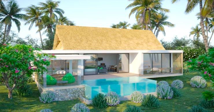 New Eco 2-3 Bed Pool Modern Villas in Koh Phangan-1