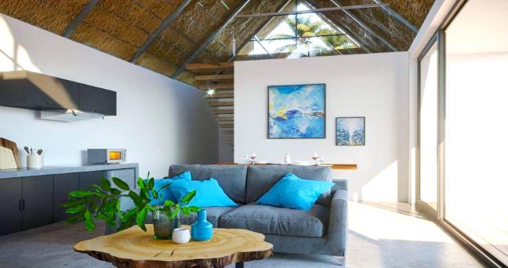 New Eco 2-3 Bed Pool Modern Villas in Koh Phangan-2
