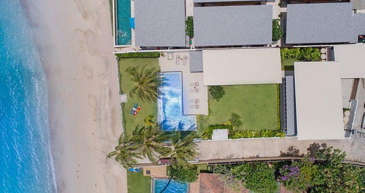 Stunning 4 Bedroom Beachfront Retreat in Laem Sor-24