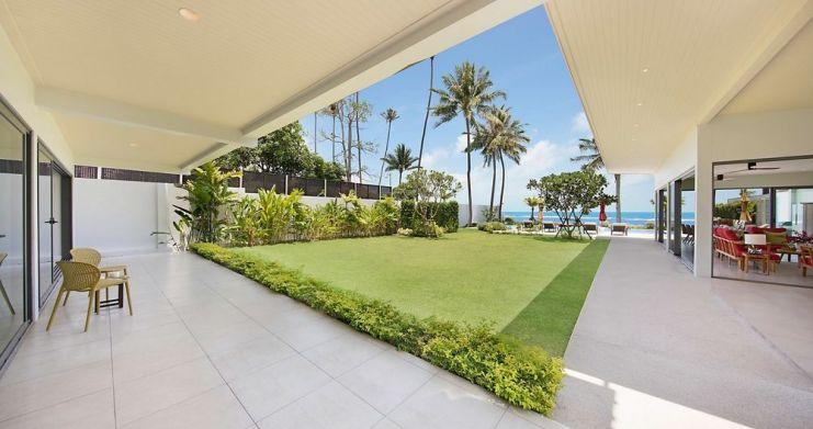 Stunning 4 Bedroom Beachfront Retreat in Laem Sor-15