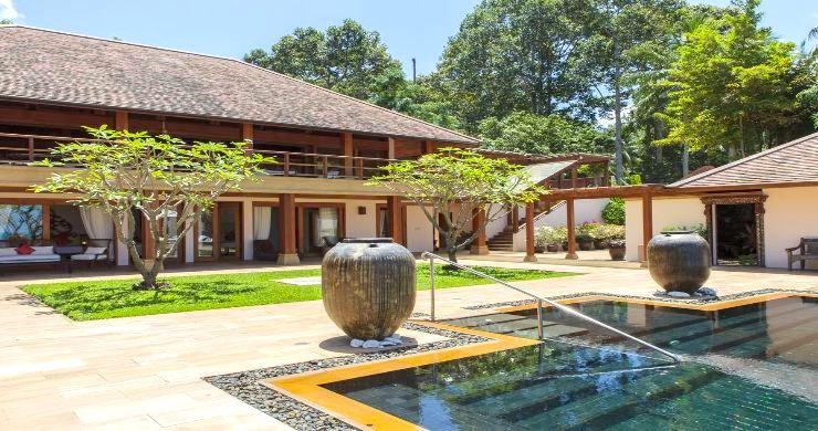 Magnificent 6 Bedroom Beachfront Villa in Laem Sor-2