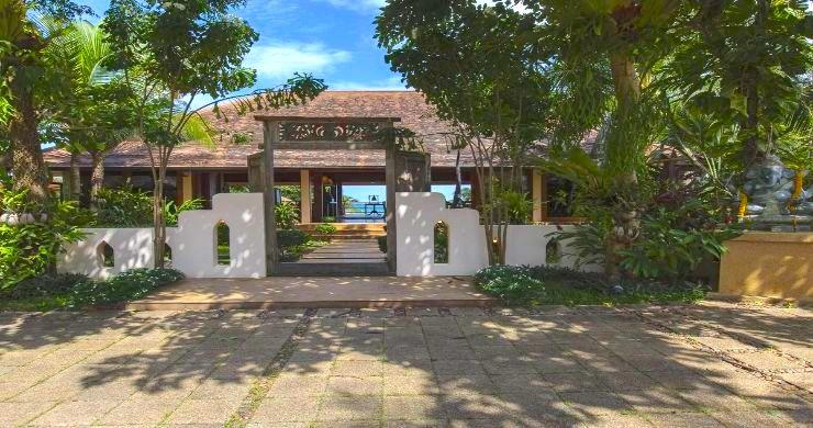 Magnificent 6 Bedroom Beachfront Villa in Laem Sor-18