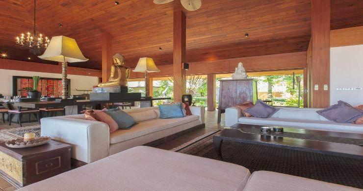 Magnificent 6 Bedroom Beachfront Villa in Laem Sor-5