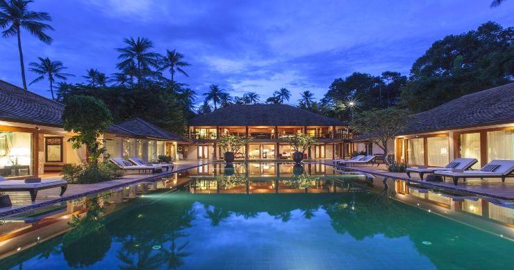Magnificent 6 Bedroom Beachfront Villa in Laem Sor-20