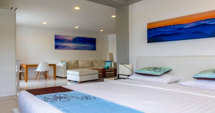 Modern 1 Bedroom Condo for Sale in Choeng Mon-4