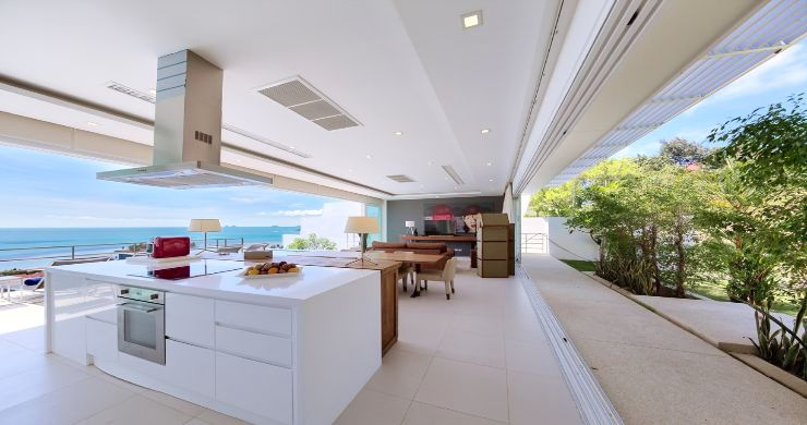 Sleek Designer 4 Bed Sea View Villa in Big Buddha-5