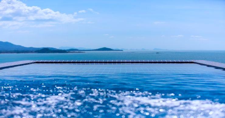 Sleek Designer 4 Bed Sea View Villa in Big Buddha-20