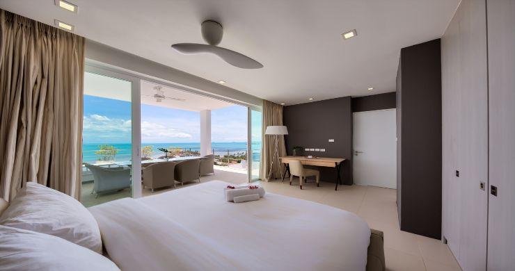 Sleek Designer 4 Bed Sea View Villa in Big Buddha-16