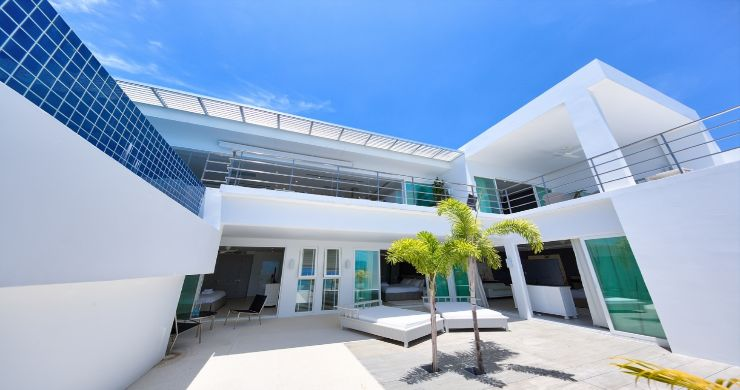 Sleek Designer 4 Bed Sea View Villa in Big Buddha-6