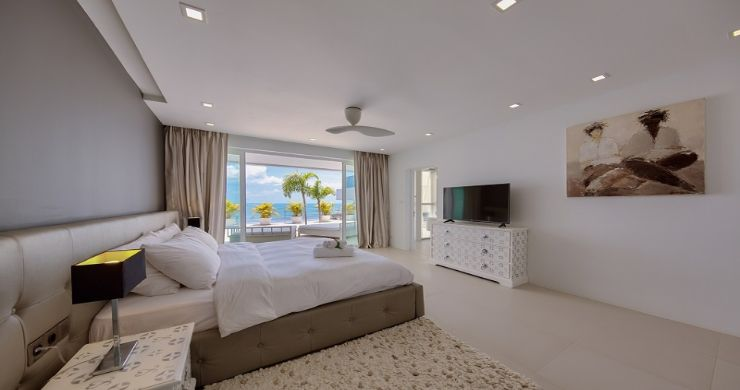 Sleek Designer 4 Bed Sea View Villa in Big Buddha-8