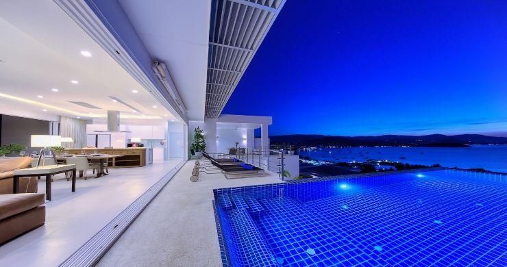 Sleek Designer 4 Bed Sea View Villa in Big Buddha-21