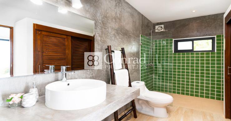 Stylish 2 Bedroom Sea View Pool Apartments in Lamai-13