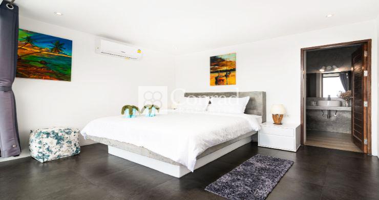 Stylish 2 Bedroom Sea View Pool Apartments in Lamai-8