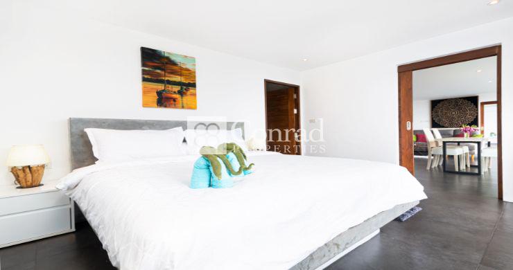 Stylish 2 Bedroom Sea View Pool Apartments in Lamai-4