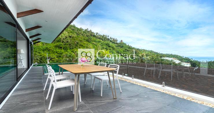 Stylish 2 Bedroom Sea View Pool Apartments in Lamai-2