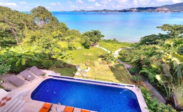 Luxury 5 Bedroom Beachside Pool Villa in Bangrak