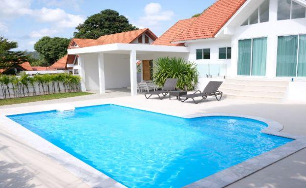 Modern 3 Bedroom Pool Villa for Sale in Bophut