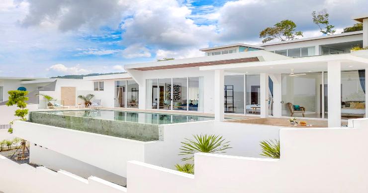 Stunning 3 Bedroom Sea View Villa for Sale in Bophut-1