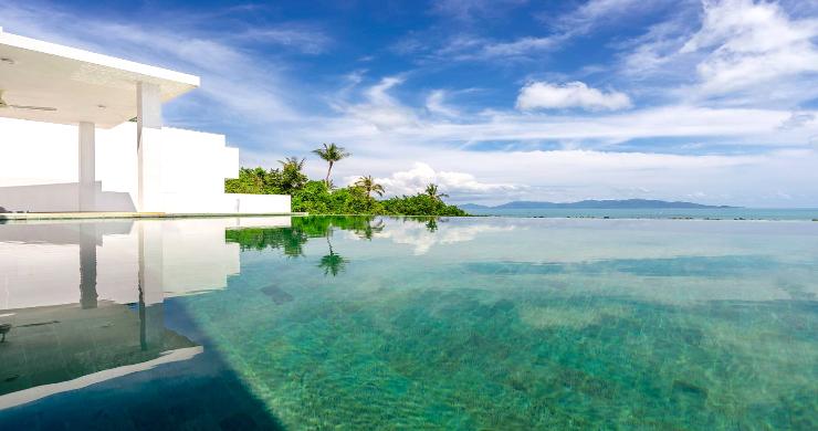 Stunning 3 Bedroom Sea View Villa for Sale in Bophut-2