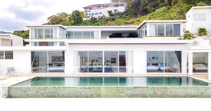 Stunning 3 Bedroom Sea View Villa for Sale in Bophut-18