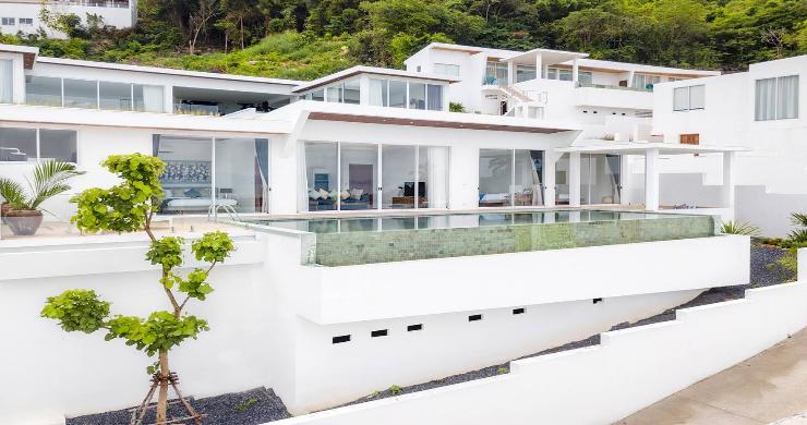 Stunning 3 Bedroom Sea View Villa for Sale in Bophut-17