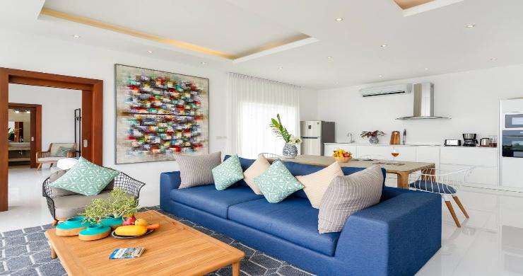 Stunning 3 Bedroom Sea View Villa for Sale in Bophut-5