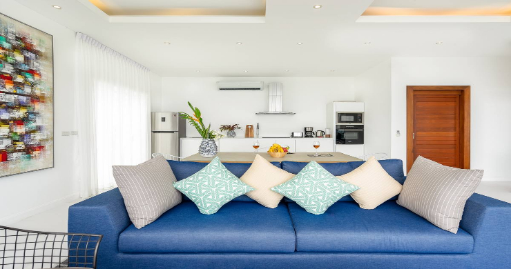 Stunning 3 Bedroom Sea View Villa for Sale in Bophut-4
