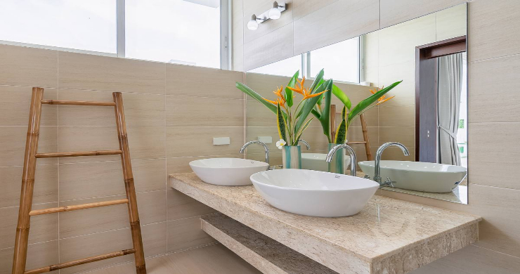 Stunning 3 Bedroom Sea View Villa for Sale in Bophut-14
