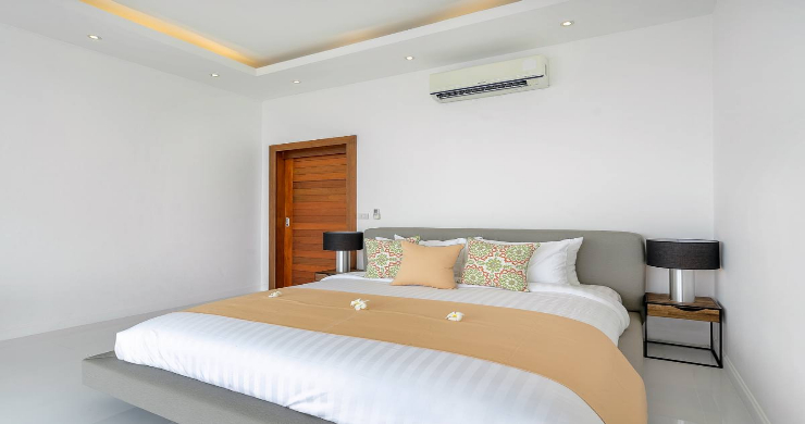 Stunning 3 Bedroom Sea View Villa for Sale in Bophut-9