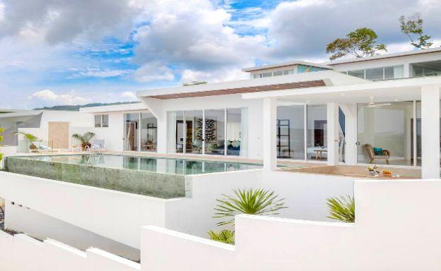 Stunning 3 Bedroom Sea View Villa for Sale in Bophut