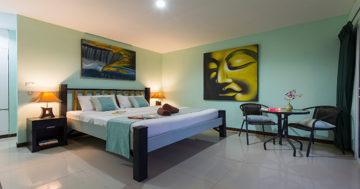 Tropical 11 Bedroom Guesthouse for Sale in Chaweng-11