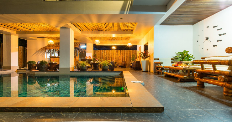 Tropical 11 Bedroom Guesthouse for Sale in Chaweng-9