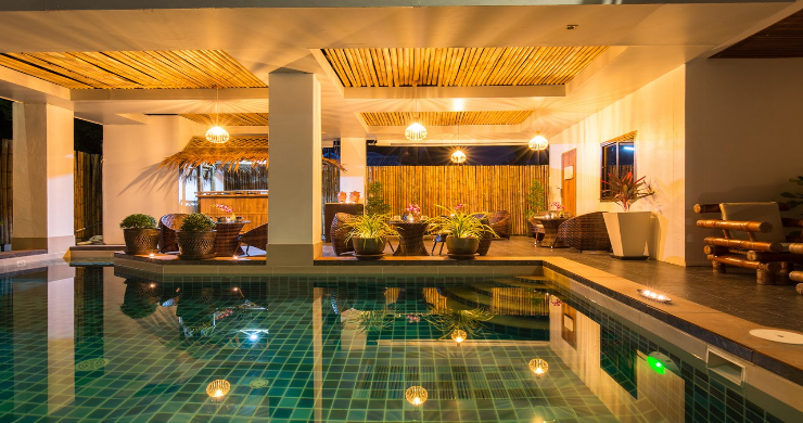 Tropical 11 Bedroom Guesthouse for Sale in Chaweng-2