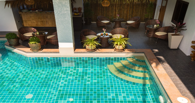 Tropical 11 Bedroom Guesthouse for Sale in Chaweng-7