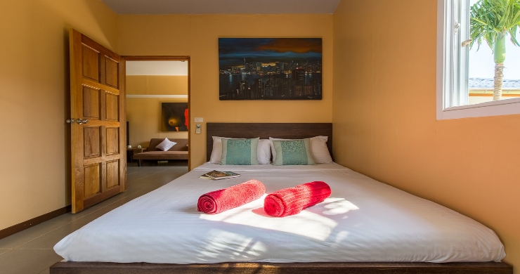 Tropical 11 Bedroom Guesthouse for Sale in Chaweng-6