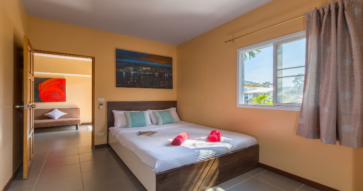 Tropical 11 Bedroom Guesthouse for Sale in Chaweng-5