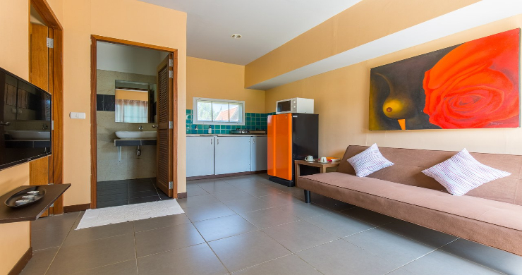 Tropical 11 Bedroom Guesthouse for Sale in Chaweng-4