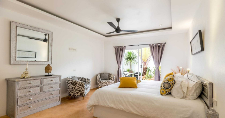 Rustic 5 Bedroom Luxury Pool Villa in Bophut-19