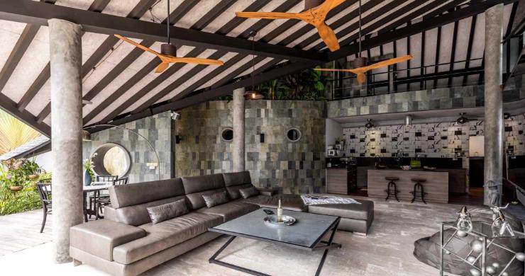 Rustic 5 Bedroom Luxury Pool Villa in Bophut-5