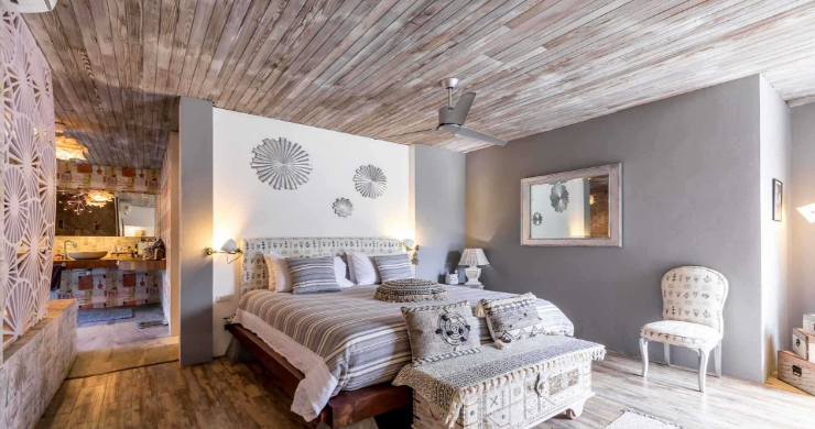 Rustic 5 Bedroom Luxury Pool Villa in Bophut-22
