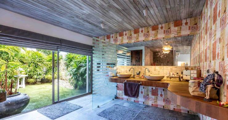 Rustic 5 Bedroom Luxury Pool Villa in Bophut-20