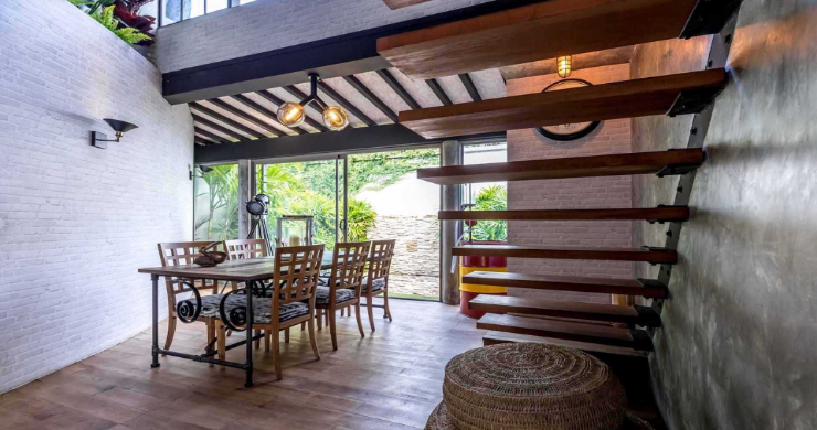 Rustic 5 Bedroom Luxury Pool Villa in Bophut-8