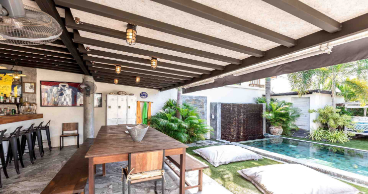 Rustic 5 Bedroom Luxury Pool Villa in Bophut-23