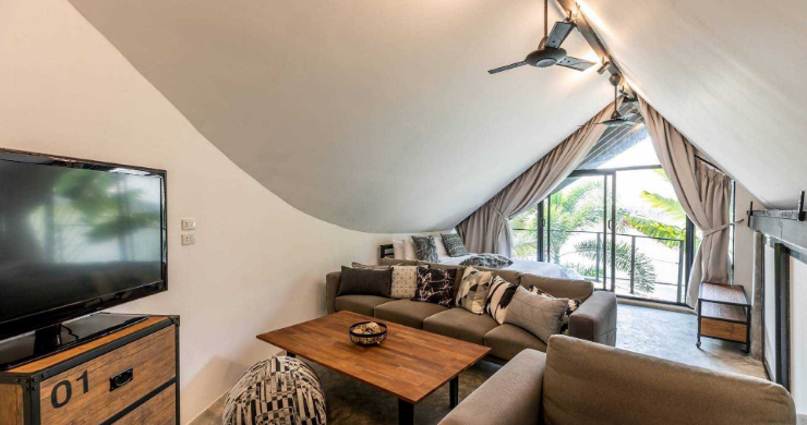 Rustic 5 Bedroom Luxury Pool Villa in Bophut-17