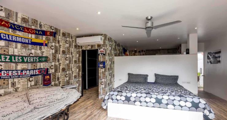 Rustic 5 Bedroom Luxury Pool Villa in Bophut-10