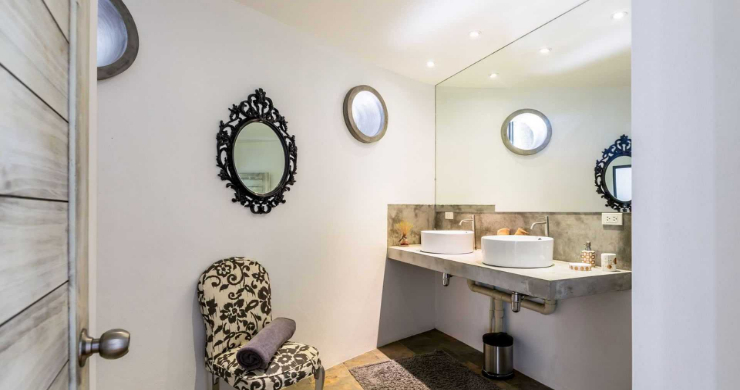 Rustic 5 Bedroom Luxury Pool Villa in Bophut-14