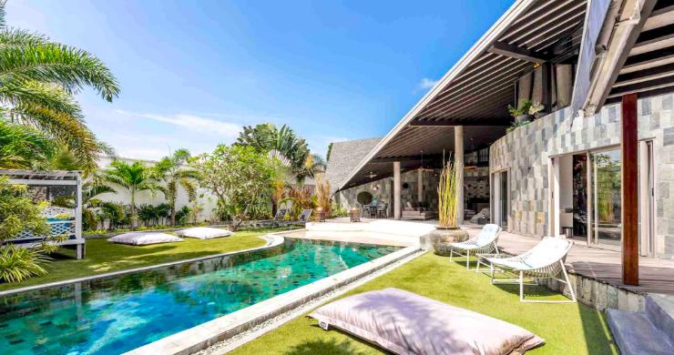 Rustic 5 Bedroom Luxury Pool Villa in Bophut-2