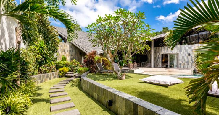 Rustic 5 Bedroom Luxury Pool Villa in Bophut-26